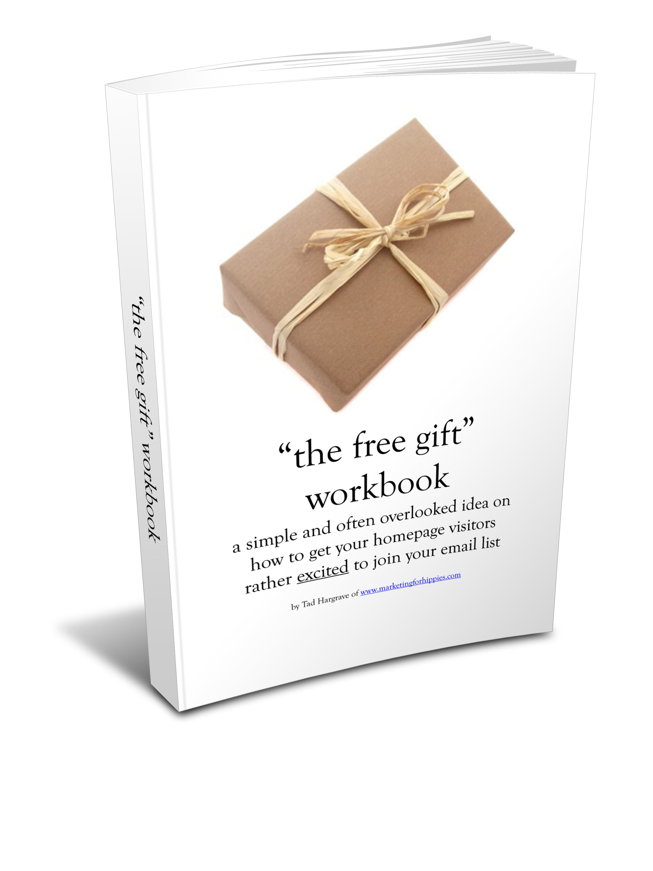 Grow Your Email List with The Free Gift Workbook