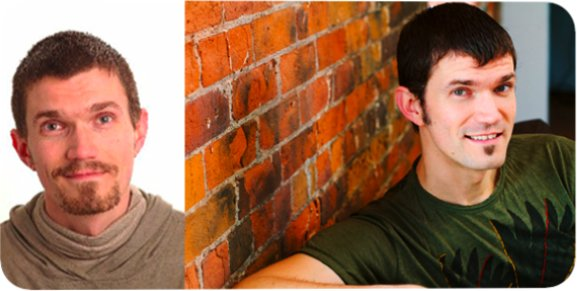 11tad before and after Examples of Great Headshot Photos