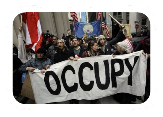 occupy my thoughts on occupy wallstreet (+ inspiring video)
