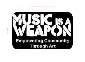 music is a weapon music is a weapon