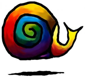 slow food snail logo 300x279 slow marketing