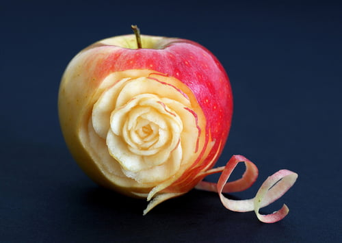 apple art