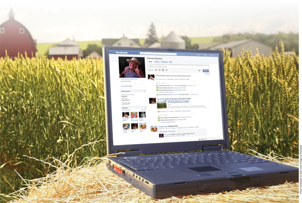 farmer-social-media