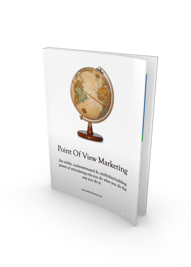 Point of View eBook cover