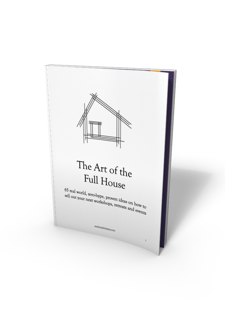 Art of the Full House Book Cover