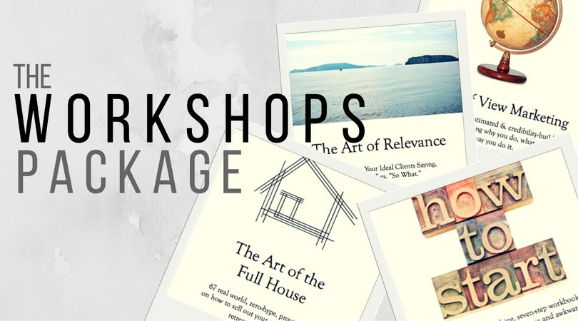 workshops-package