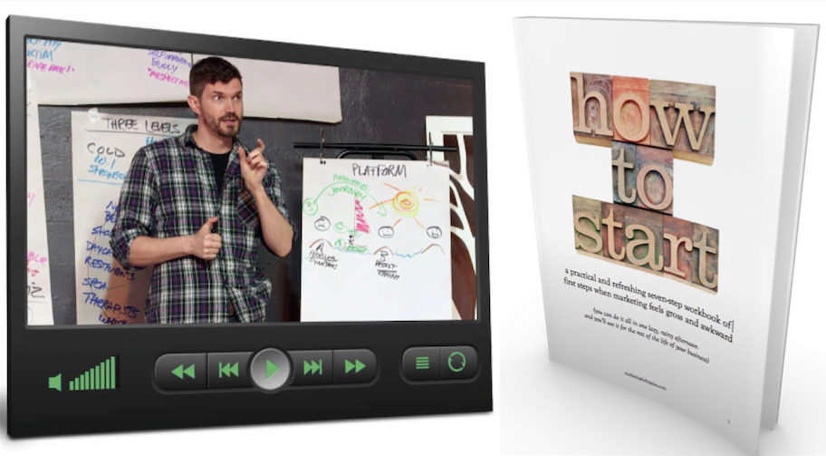 50% OFF STARTER PACKAGE: MfH 101 + How to Start eBook