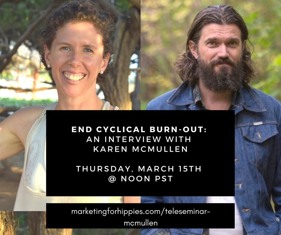 End Cyclical Burn-out: An Interview with Karen McMullan