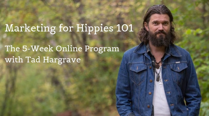 Marketing for Hippies 101 - 5 Week Program